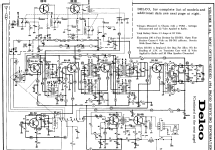 delco 7283295 cadillac car radio united motors service delco rh radiomuseum org delco radio schematics for cars delco radio schematics 1992