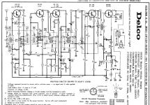 Delco Radio Schematics For Cars - Wiring Diagram
