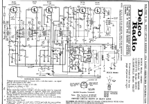 delco 7282315 cadillac car radio united motors service delco rh radiomuseum org delco radio schematics for 1969 delco radio schematics for cars