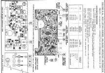 delco 985453 chevrolet car radio united motors service delco schematic delco radio 1964 delco 985453 chevrolet; united motors (id = 176598) car radio