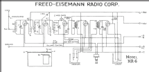 NR6 ; Freed-Eisemann Radio (ID = 218342) Radio