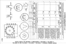 sams schematics with Philco 22d4152 Tv 390 on Arvin 555 September 1947 Radio News likewise Philco 22d4152 tv 390 furthermore Arvin 152t July 1948 Radio News furthermore Westinghouse Models H 104 108 Radio News April 1947 as well