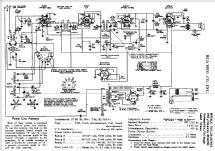 T62 Ch= RC-425D Radio RCA RCA Victor Co. Inc.; New York NY,
