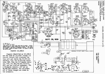 silvertone 6439 a ch 101 583 radio sears roebuck co rh radiomuseum org Kiekhaefer Mercury Snowmobile Engine Wiring Diagram Patron Pro Audio Wiring Diagram