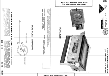 Allstate 6225 Ch= 528.55040; Sears, Roebuck & Co. (ID = 613661) Car Radio