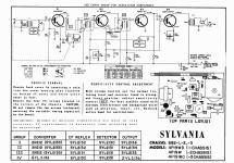 4p19w Ch 6822 Radio Sylvania Hygrade Gte Nilco Emporium. 4p19w Ch 6822 Sylvania Hygrade Id 147622 Radio. Wiring. Sylvania Tube Radio Schematics At Scoala.co