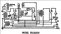 Trirdyn Regular 1121; Crosley Radio Corp.; (ID = 323979) Radio