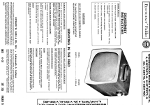 H-14T172A Ch= V-2311-45; Westinghouse El. & (ID = 1850146) Television