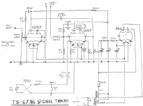 Signal Tracer TS-673/U; Weston Electrical (ID = 1313998) Equipment