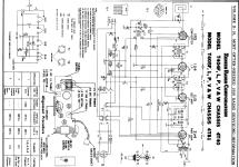 T404f Ch4t40 Radio Zenith Corp Chicago Il Build 1. T404f Ch4t40 Zenith Radio Corp Id 127859. Wiring. Zenith Tube Radio Schematics 10g 130 At Scoala.co