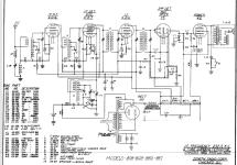 808 Ch= 5605/5607 Radio Zenith Radio Corp.; Chicago, IL, bui