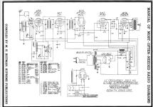 6s27 Ch 5619 Radio Zenith Corp Chicago Il Build. 6s27 Ch 5619 Zenith Radio Corp Id 78071. Wiring. Zenith Tube Radio Schematics Model 6s At Scoala.co