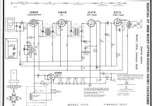 G516 Ch 5g03 Radio Zenith Corp Chicago Il Build. G516 Ch 5g03 Zenith Radio Corp Id 117990. Wiring. Zenith 5g03 Wiring Diagram At Scoala.co