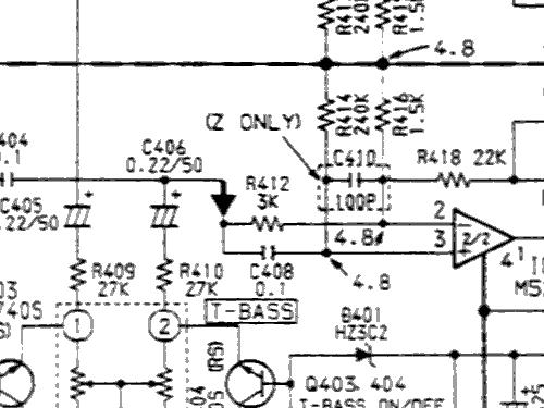 Stereo System Cu Dz92m Radio Aiwa Co Ltd Tokyo Build 199