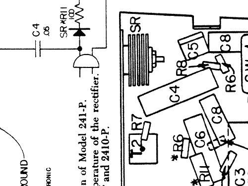 241p Ch Re 259 Radio Arvin Brand Of Noblitt Sparks Industr