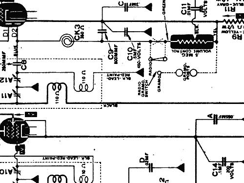 257 european compact radio atwater kent mfg  co   philadelph