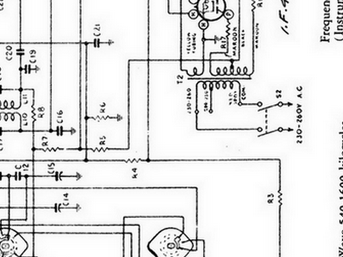 Hotpoint-Bandmaster Q55DE Radio Australian General Electric on peavey reverb schematic, piping and instrumentation diagram, champ schematic, 5e3 schematic, twin reverb schematic, one-line diagram, technical drawing, functional flow block diagram, tube map, bassman schematic, circuit diagram, super reverb schematic, block diagram,