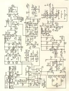 Oscilloscope 34 Kit Bell & Howell, Wheeling Illinois, build
