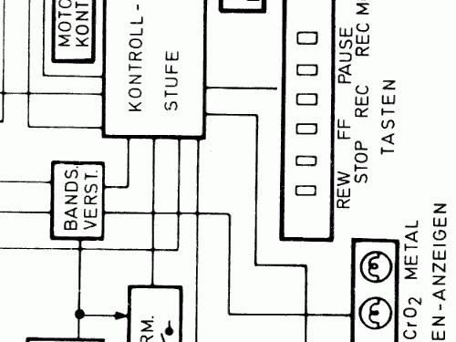 schematic 6300 ireleast info hifi cassette receiver ca 6300 7 623 110 radio blaupunkt ide wiring schematic