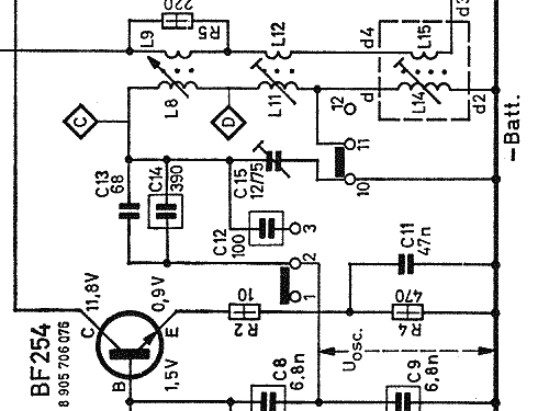windsor 7 631 026 ab 90001 car radio blaupunkt ideal