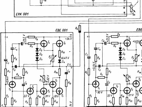 Stereo Amplifier Aet 250 Amplmixer Budapesti Elektroakuszti