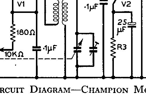 784b radio champion electric  newhaven    seaford  build