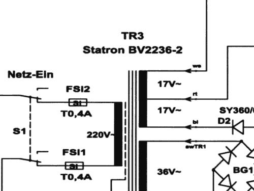 Voltcraft Netzteil 30V/1,2A Power-S Conrad Electronic