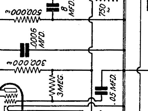 148 'Fiver' cathedral Radio Crosley Radio Corp