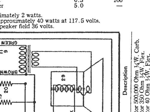 Refrigerator Radio Ch 537 Crosley Corp Id 193069 Select Picture Or Schematic: Crosley Refrigerator Wiring Diagram At Gundyle.co