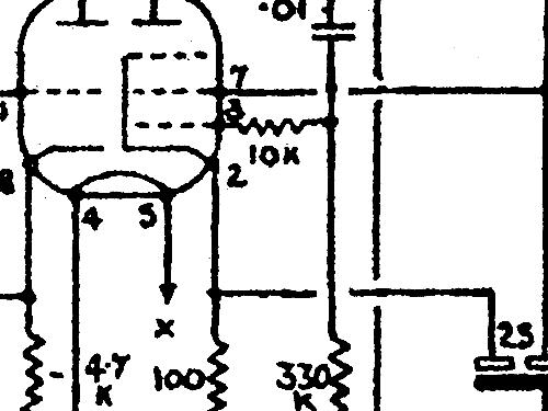 moving coil amplifier circuit diagram