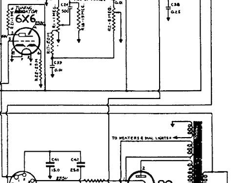A97/41 Ch= 10DA765 Radio De Forest DeForest Crosley Radio on zenith radio schematics, general electric radio schematics, philco radio schematics, admiral radio schematics, sony radio schematics, stewart warner radio schematics, sanyo radio schematics, rca radio schematics, hallicrafters radio schematics, motorola radio schematics, silvertone radio schematics, magnavox radio schematics, ford radio schematics,