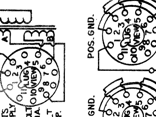 General Radiotelephone Mc 8 also Demcoelect travelier transceiver b as well 1957 besides Tube 6u8 Schematic likewise Regenerative Receiver. on 6u8 receiver