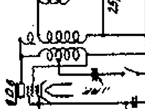 4w Radio Detrola Detroit Mi Build 1934 1 Schematics 4 Tu