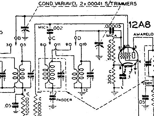 Radio Electronics Schematic