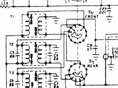 Sideband Transceiver TR-3 Amateur Drake, R L  Miamisburg, Oh