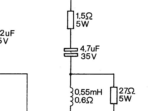 Hifi 3 Way Box Cl 9040 Ident Nr 42 224 Speaker P Dual Gebr