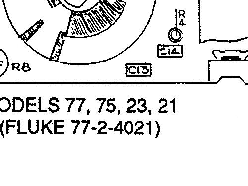 Multimeter 73 Equipment Fluke, John, Mfg  Co  Inc