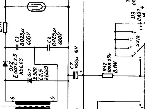 Strahlungsmeßgerät FH40T Military Frieseke & Höpfner,