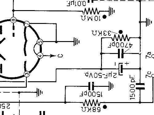 FM/65 RF Radio GBC