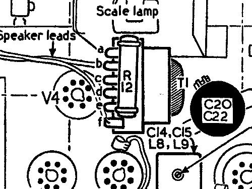 Bc5243 Radio Gec General Electric Co London Build