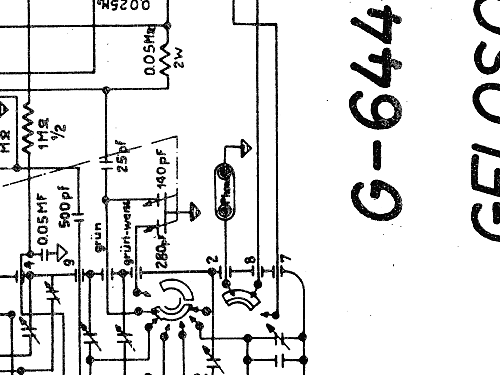 g644 radio geloso sa  milano  build 1945    1 schematics  6
