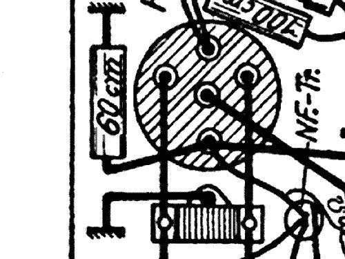 Volksempfänger VE301W Radio Gemeinschaftserzeugnisse Vorkrie