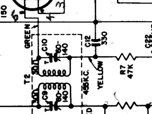203 Radio General Electric Co Ge Bridgeport Ct Syracuse