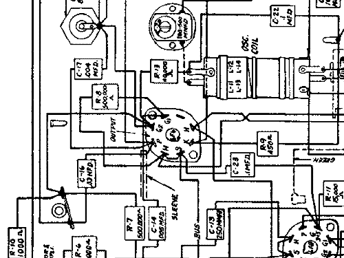 Ge Radio Schematics