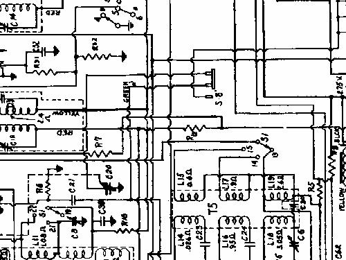 F 96 Radio General Electric Co Ge Bridgeport Ct Syracuse