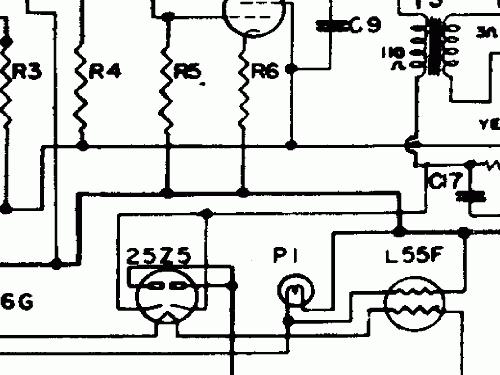 gde41a radio general electric co  ge  bridgeport ct  syracus
