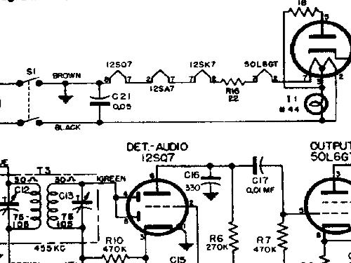 Xb221 Radio General Electric Co Ge Bridgeport Ct Syracuse