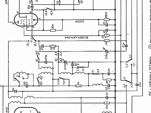 grundig 3045 w schematic – the wiring diagram, Schematic