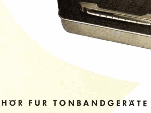 TK16 R-Player Grundig Radio-Vertrieb, RVF, Radiowerke, build