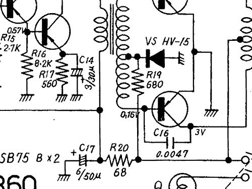 Circuit Diagram Flashlight